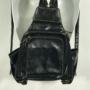 Arielle small Backpack Sling Shoulder Purse 11X9